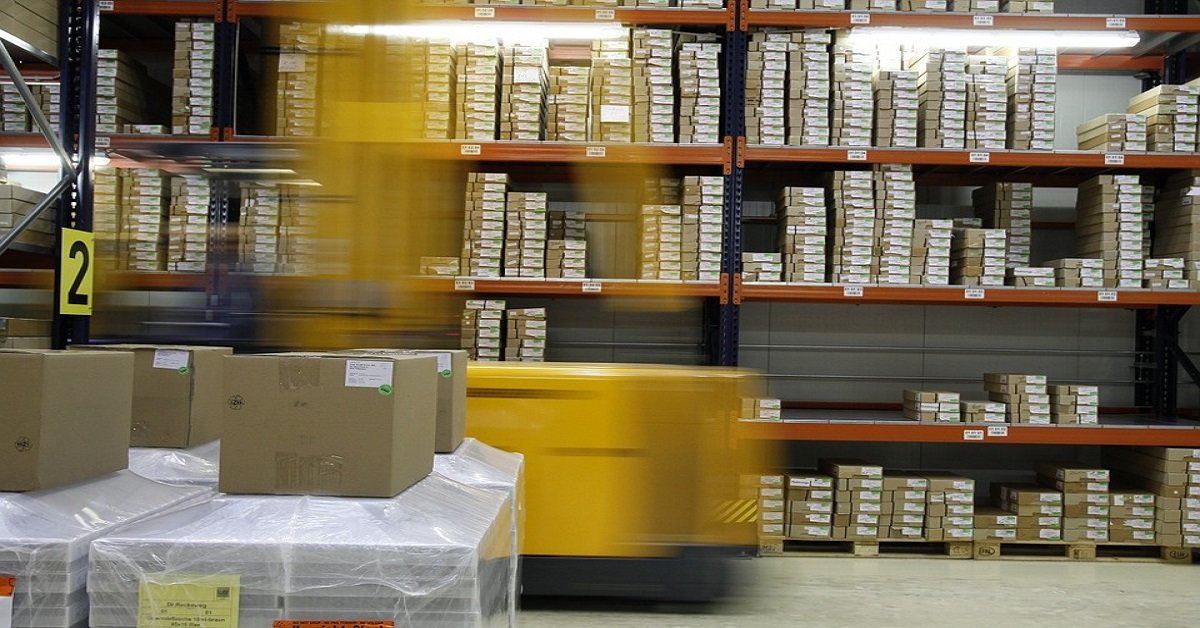 5 Advantages Of Automated Storage & Retrieval Systems