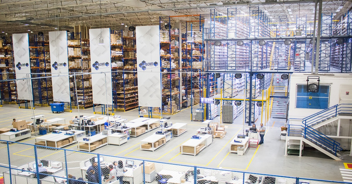 5 Of The Hottest Trends In Warehouse Automation Technology