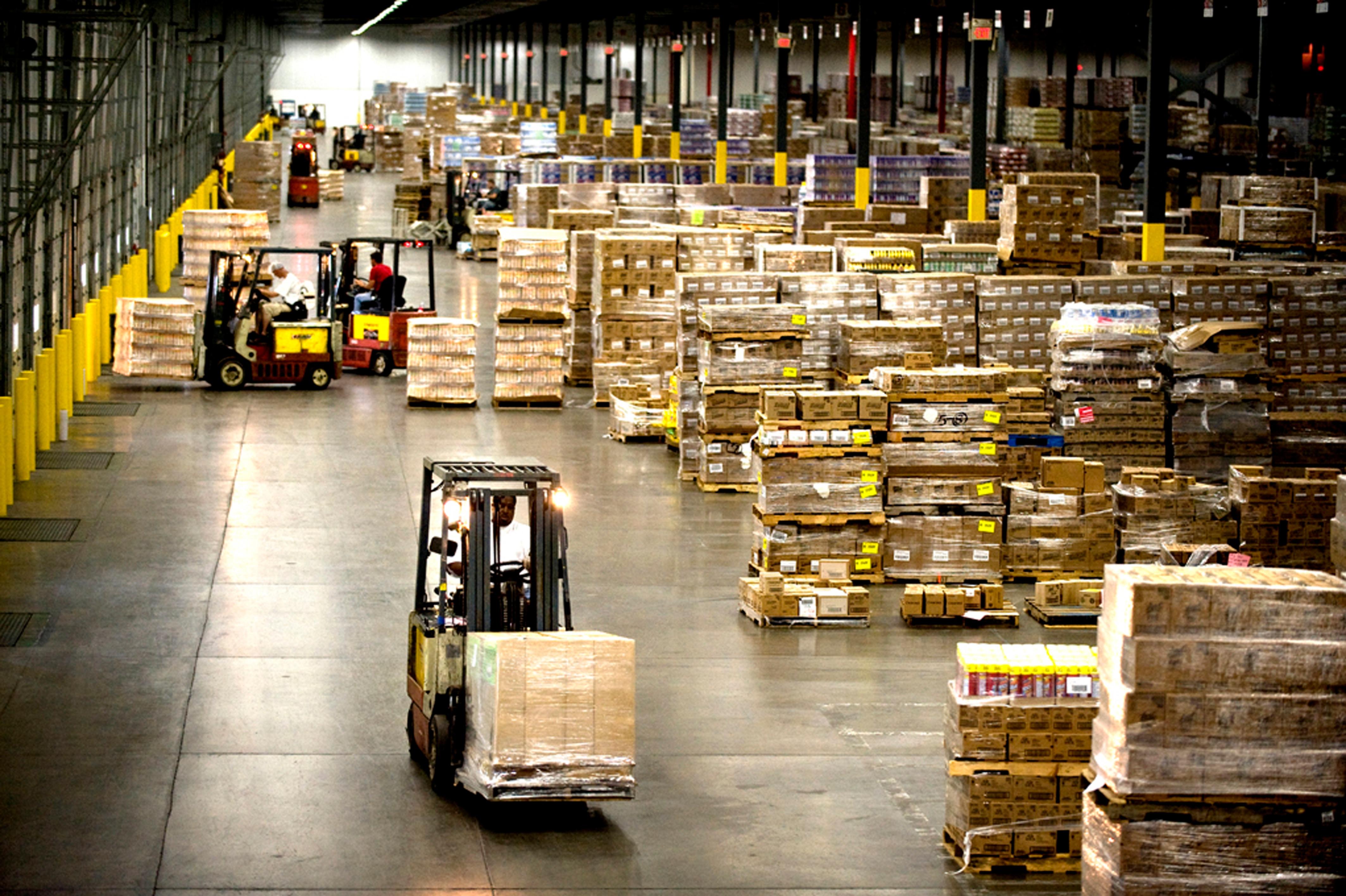 4 Warehouse & Logistics Improvement Ideas